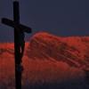 Zátišie s motívom Veľkej noci vo Farnosti Obetovania Pána Liptovské Revúce