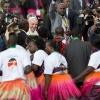 Infolumen: Pápež František v Keni