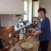 Na skok do kuchyne (5): Palacinky so zeleninovo - mäsovou plnkou