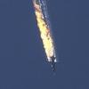 Zostrelenie ruského bojového lietadla Turkami