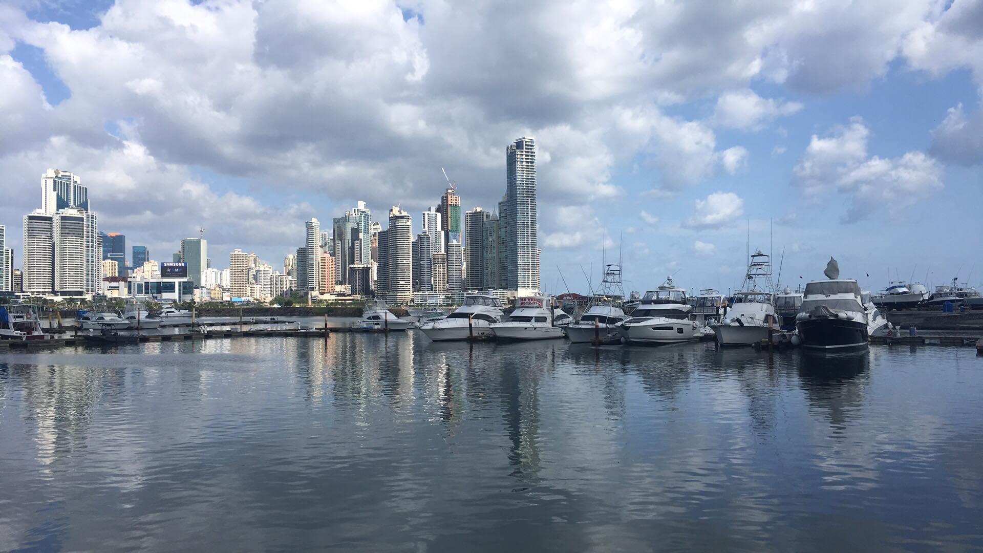 Panoráma Panama City