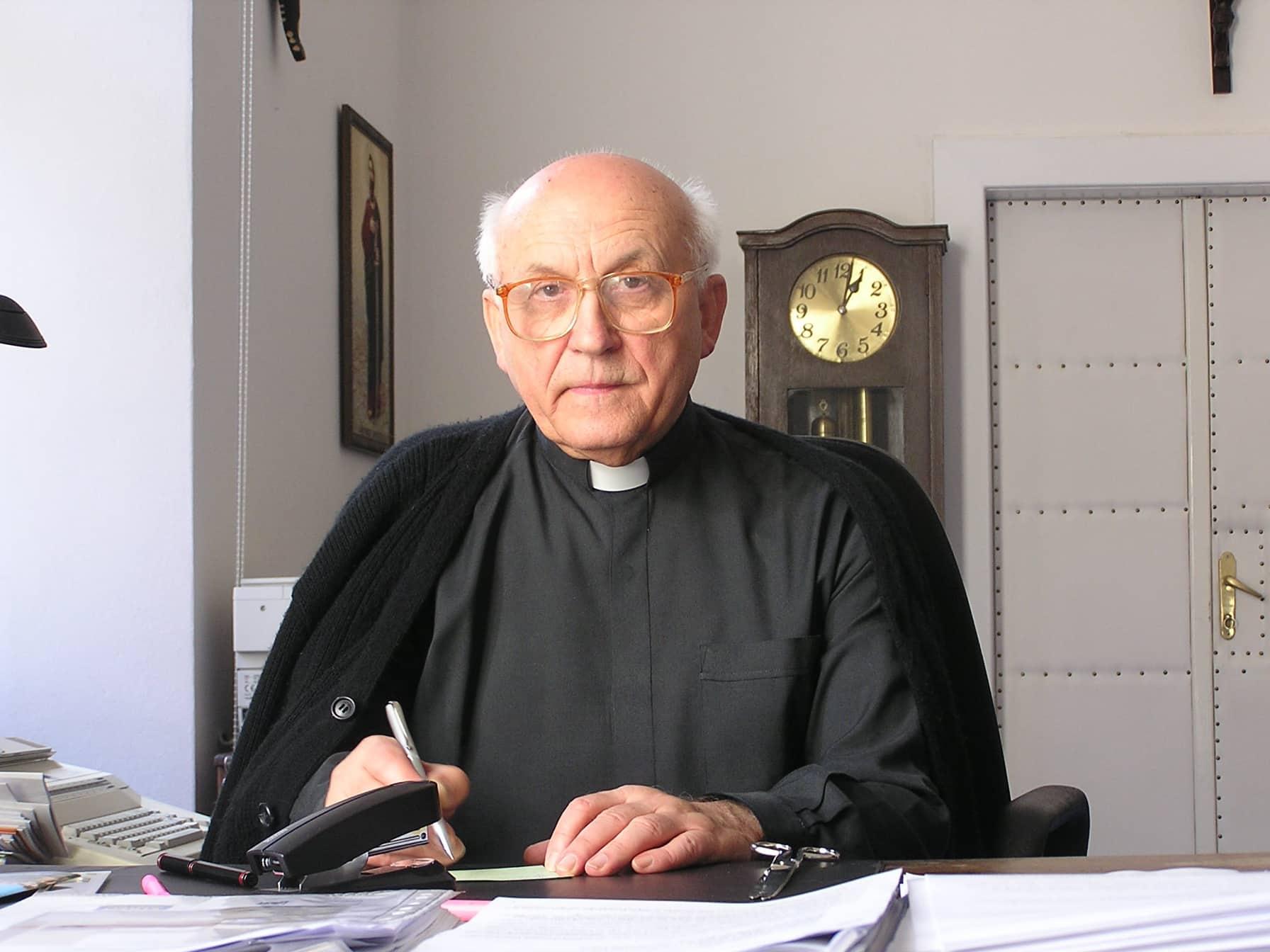 Emeritný košický arcibiskup Alojz Tkáč spomína na svojho priateľa Františka Paňáka