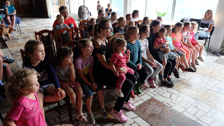 Víkendové stretnutie ocenili aj deti