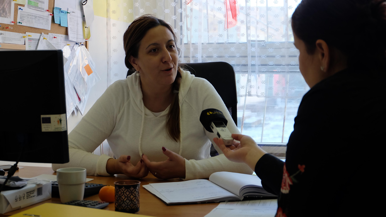 Milena Maková v rozhovore s redaktorkou Júliou Kaveckou