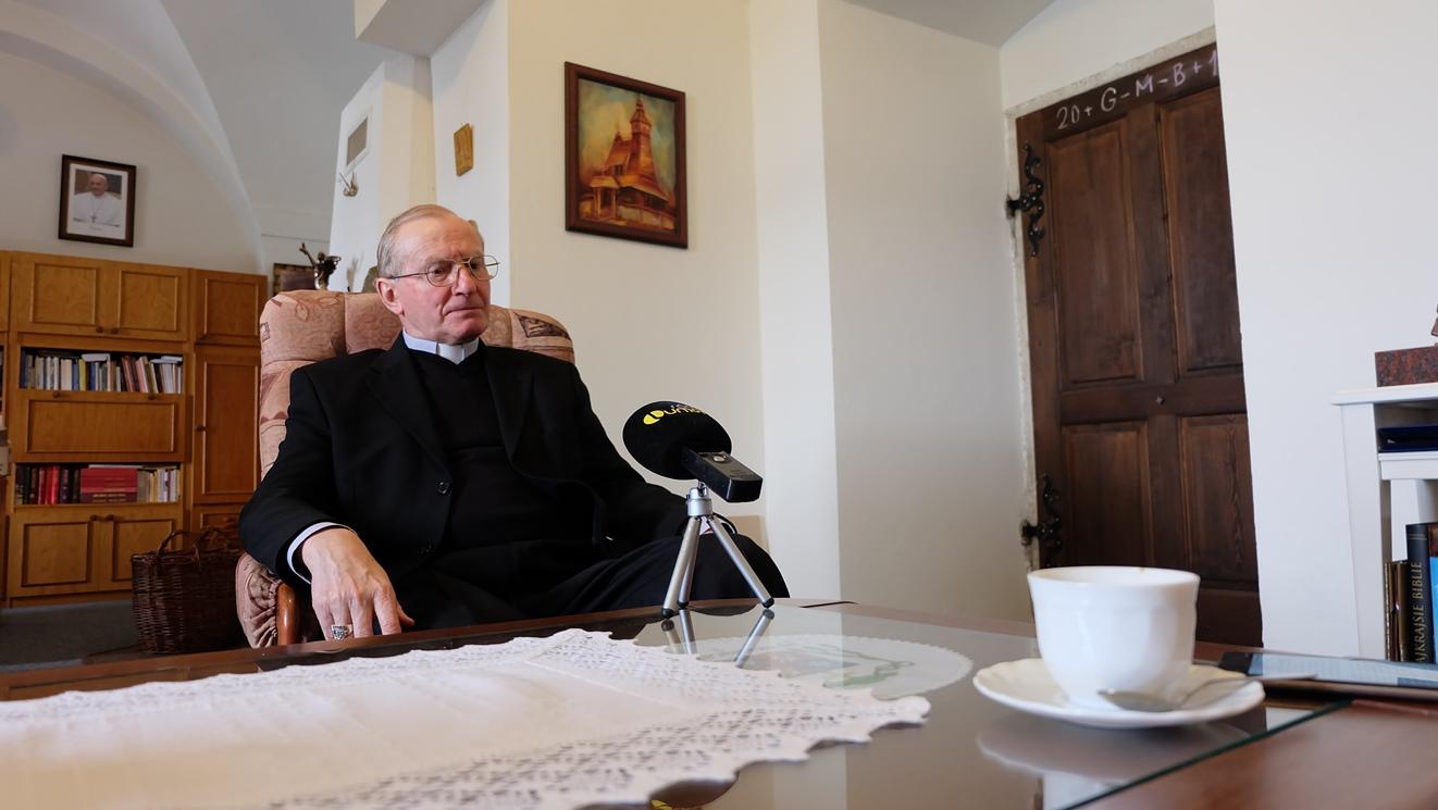 Sídlom Ordinariátu ozbrojených síl a ozbrojených zborov Slovenskej republiky je Marianka