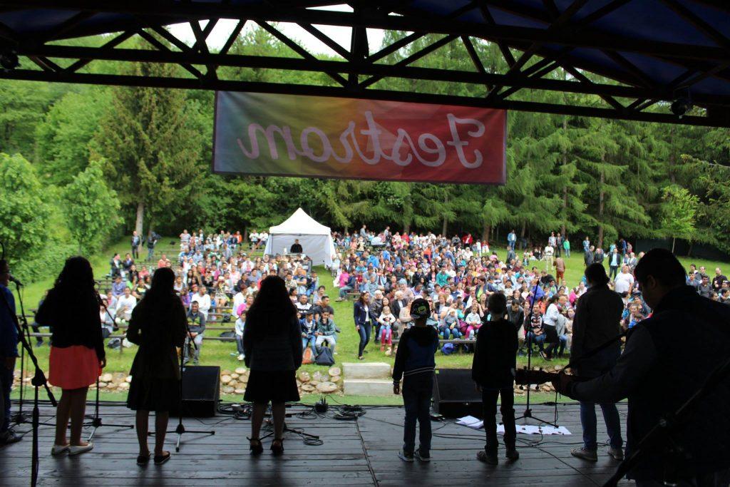Rómsko-slovenský festival FESTROM sa koná každý rok na konci mája.