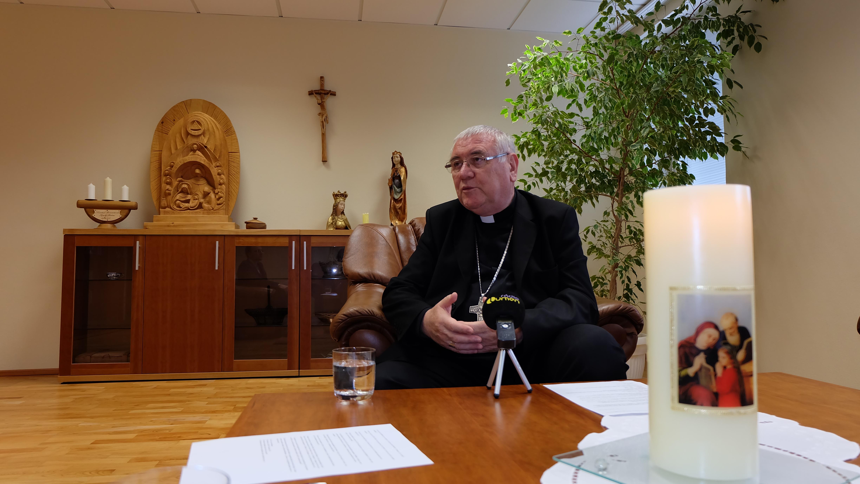 Biskup Tomáš Galis nám prezradil aj niečo z obdobia svojej mladosti