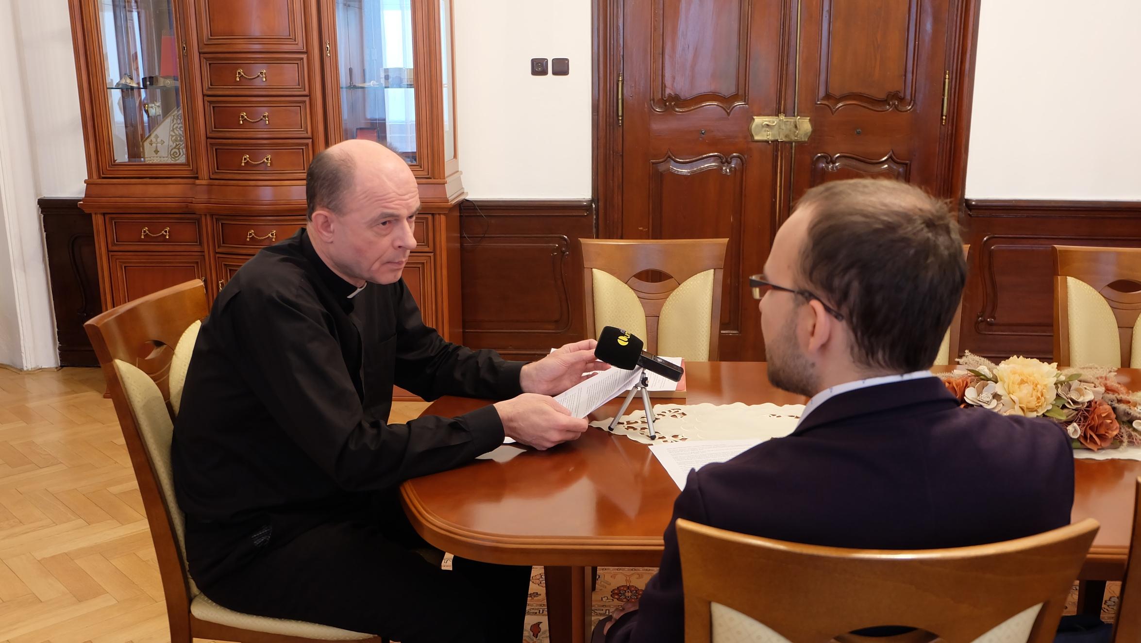 Marián Chovanec je banskobystrickým diecéznym biskupom už 6 rokov